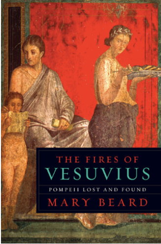 Fires of Vesuvius, Mary Beard