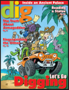 Dig Magazine March 2013