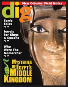 Dig Magazine Dec 2013