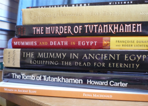 Ancient Egypt - Mummies, Books to read