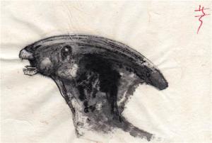 Parasaurolophus: Yell