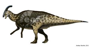 EoFauna - Charonosaurus Andrey