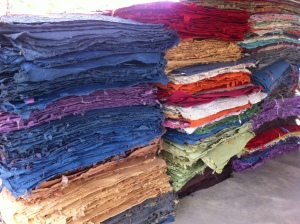 Elephant Dung Paper Sheets
