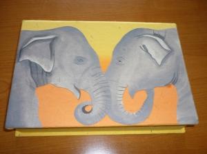 ellie pooh two elephants