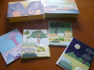 ep - collection of cards paper
