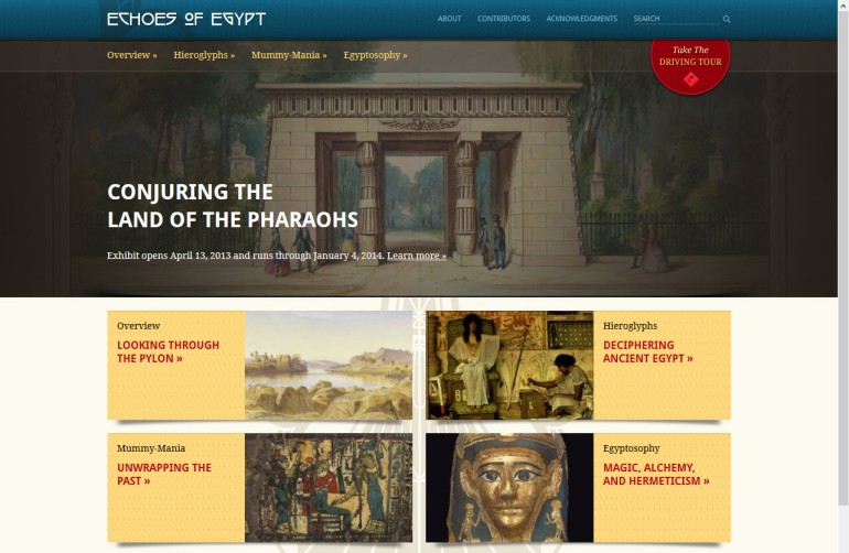 Echoes of Egypt online