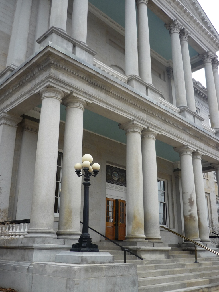 StateHouseentrance