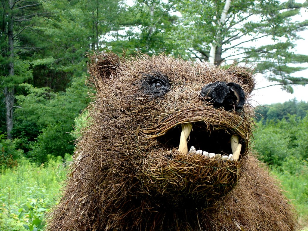 Montshire - short-faced bear