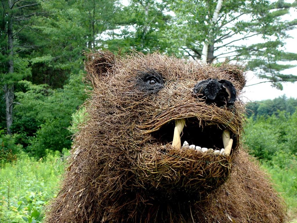 Montshire - short-faced bear
