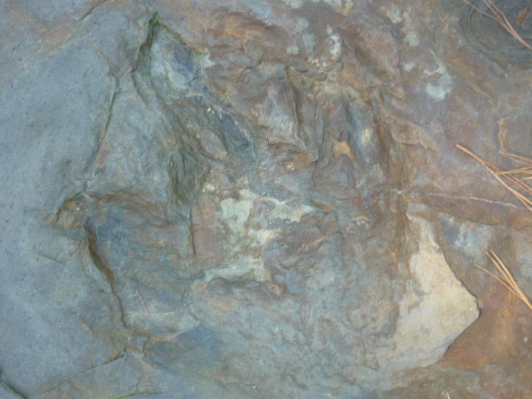 Nash - quarry footprint detail