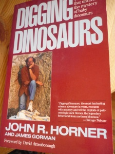 Digging Dinosaurs book cover