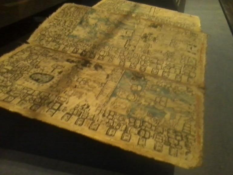 Codex from exhibit