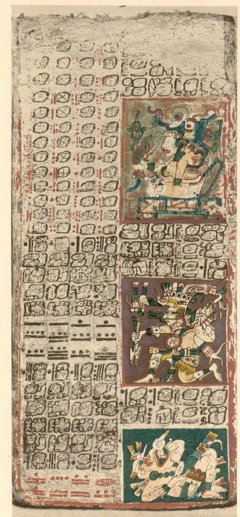 Dresden Codex Page 2