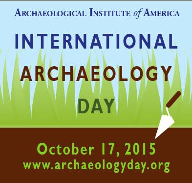 International Archaeology Day 2015