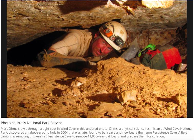 Marc Ohms WCNP National Park Service